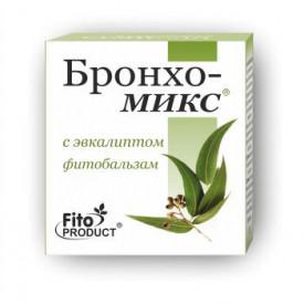 Фитобальзам «Бронхо-Микс с эвкалиптом»20мл Фитопродукт