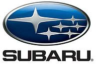 Рейлинги и поперечены на Subaru