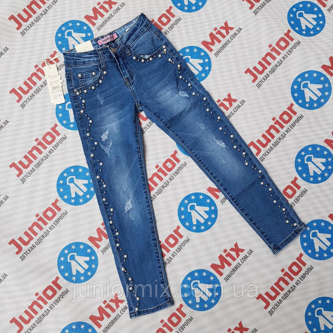 Оптом подростковые джинсы для девочек Dream Girl, фото 1