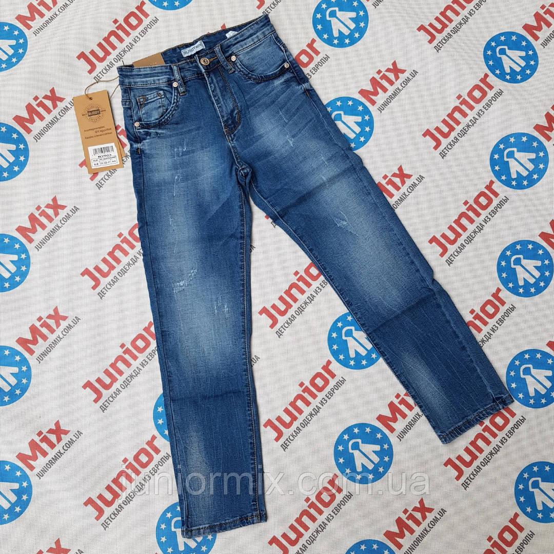 Оптом подростковые джинсы для мальчиков BUDDY BOY