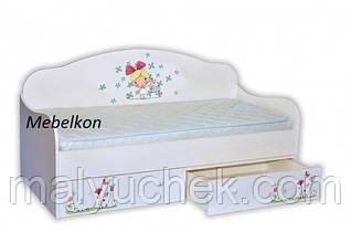 Кроватка диванчик Лето