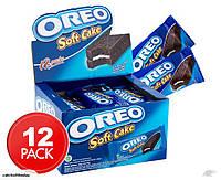 Шоколадный бисквит Oreo, 192 г (12 шт/упаковка)