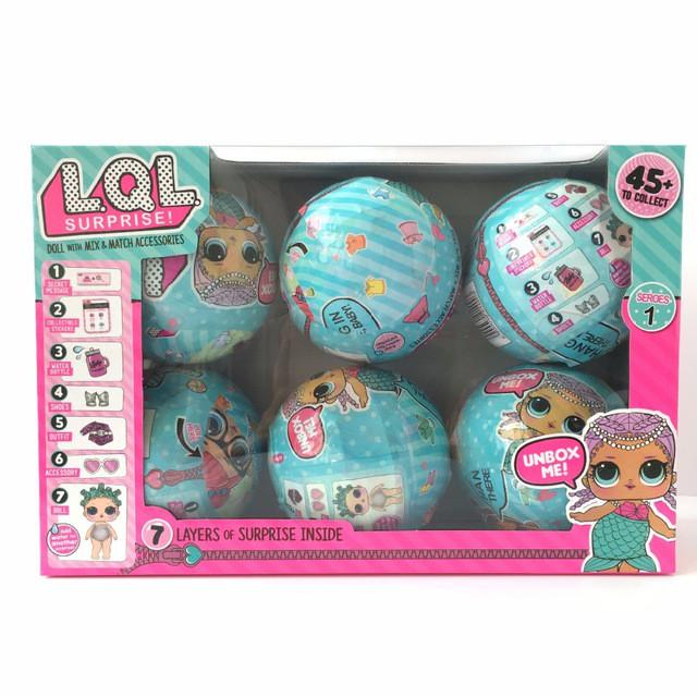Кукла лол l.o.l. surprise lol