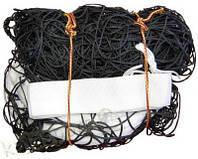 Волейбольная сетка Domeks (черная)