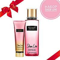 Подарочный набор  для тела Sheer Love от Victoria's Secret