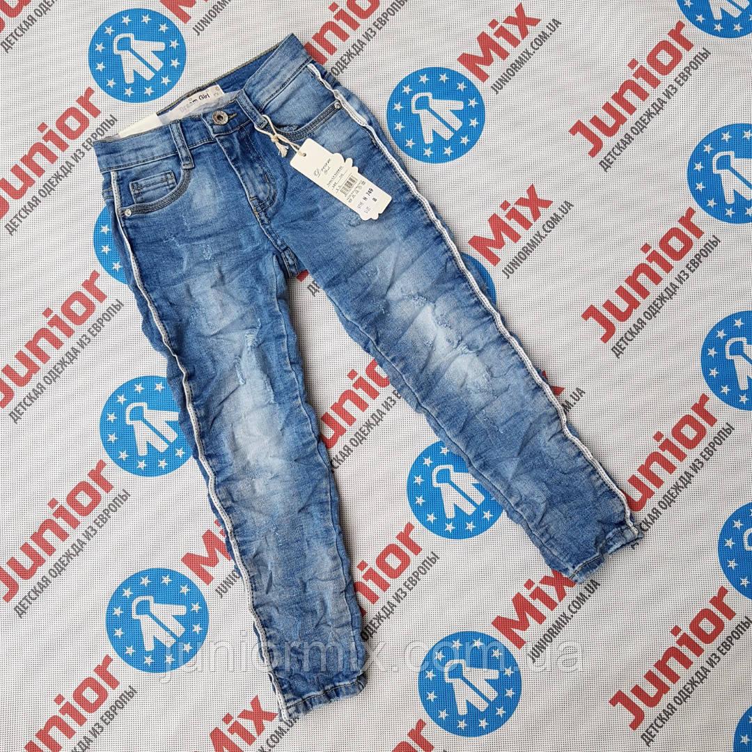Подростковые модные джинсы для девочек оптом Dream Girl