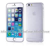 TPU Силиконовый чехол  для Apple iPhone 6 Plus/6S Plus(5.5) Прозрачный