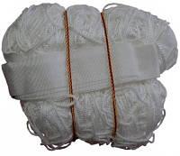 Волейбольная сетка Domeks (белая)