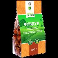 Фундук (лещина, лесной орех), Natural Green, 100 г