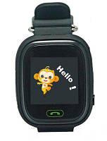 Детские GPS часы UWatch Baby Q90 Черный
