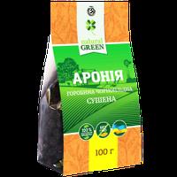 Арония (рябина черноплодная) сушеная, Natural Green, 100 г