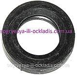 Прокладка резин. тепл. втор. 28*18*7 мм (без ф.у, EU) Ariston BS/Clas/Genus, Baxi, арт. 65104334, к.з. 0570/1, фото 2