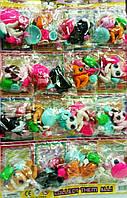 """Кукла на листе """"LOL PETS """" (3 Серия) """""""