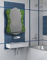 Зеркало для ванной комнаты 480х650 мм Ф333