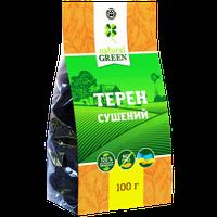Терн сушеный, Natural Green, 100 г