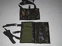 Подсумок для планшета, цвет DPM(камуфляж армии Британии), оригинал, Б/У.