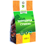 Шиповник сушеный, Natural Green, 100 г