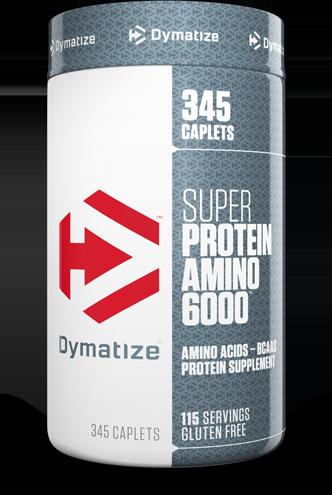 Аминокислоты Dymatize Super Amino 6000 345 caplets