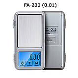 Весы ювелирные FA-200 (0,01), фото 2