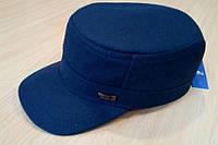 Немка синяя плотный хлопковый джинс с утеплением 56-57