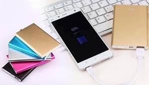 Power Bank 12000mAh Xiaomi,Портативная зарядка,Повербанк