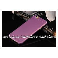 Накладка супертонкая для IPhone 6 Plus/6S Plus Фиолетовая