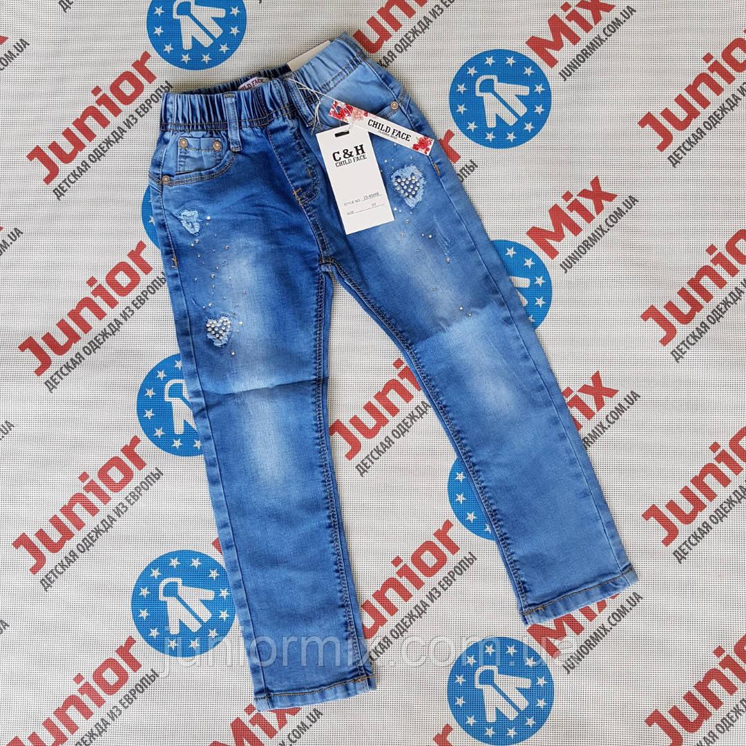 Детские джинсы для девочек оптом  C&H