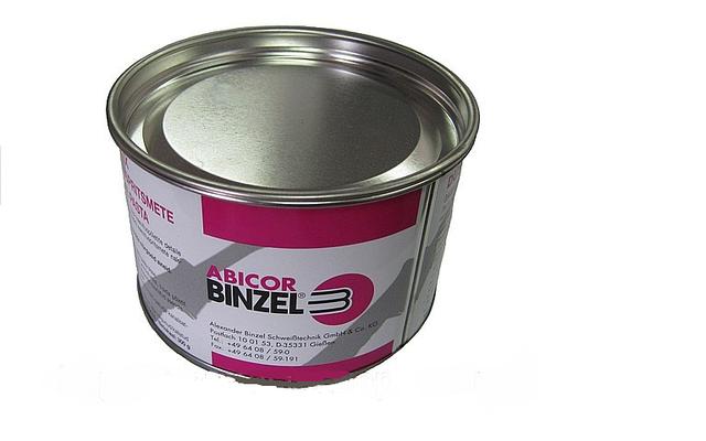 Паста проти налипання бризок Binzel