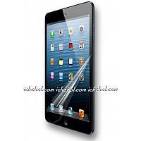 Защитная пленка Screen protector для mini iPad 4 Глянец