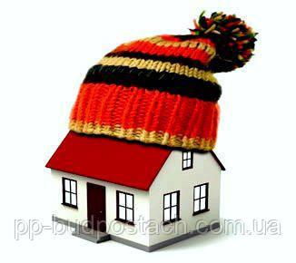 Утеплення будинку.