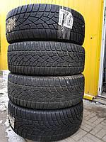 Шины зимние б/у 215/60 R16 Dunlop протектор 5,5mm, пара  2015 год