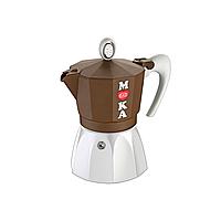 Гейзерная кофеварка G.A.T. GOLOSA 6 TZ