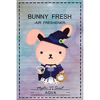 """Парфюмированный ароматизатор """"bunny fresh aqua"""" для авто/гардероба"""
