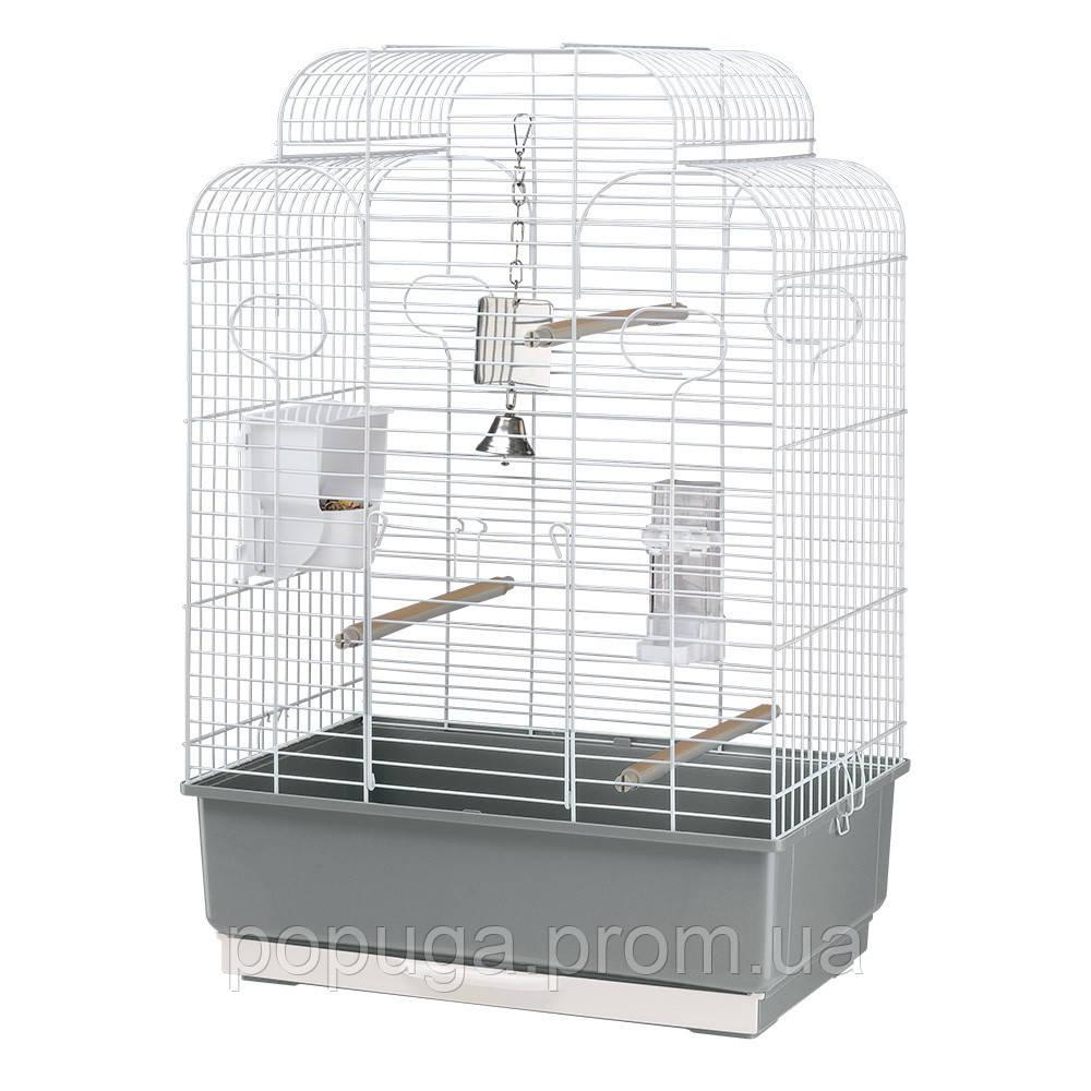 Клетка для попугаев GALA Ferplast, 50*30*75,5 см