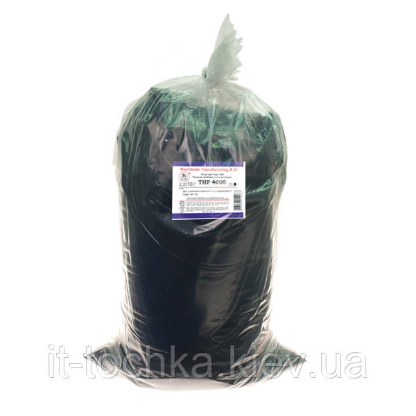 Черный тонер wwm для hp lj 4000 мешок 10 кг black (tb32-1)