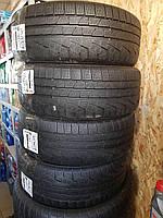 Шины зимние б/у 225/45 R18 Pirelli 6мм+ протектор. Комплект, фото 1