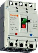 Автоматический выключатель с регулировкой ВА77-1-125, 3P, 80А, 10In, Icu 25кА, 380В, Electro