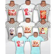 Модные детские и подростковые футболки для девочек - наряжайте юных модниц вместе с УКРТРИКОТАЖ!
