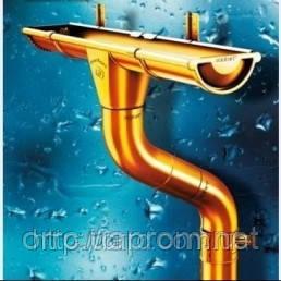 Монтаж водосточных систем