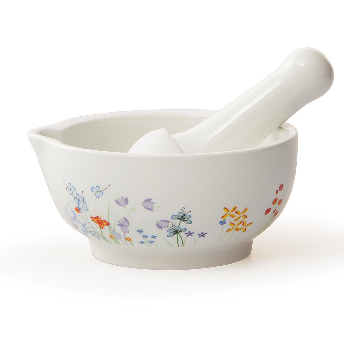 """Ступка с пестиком """"Flower"""" (16х15 см.)"""