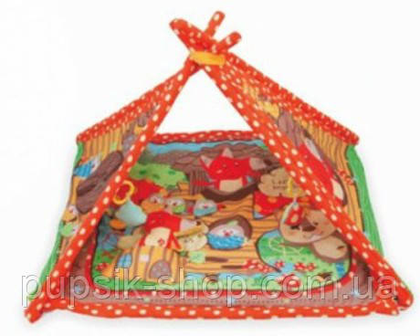 Развивающий коврик Baby Mix Q3312CT-3773 Сказка multi