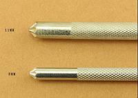Инструмент для ручной установки люверсов форма хризантема 11мм вид 1