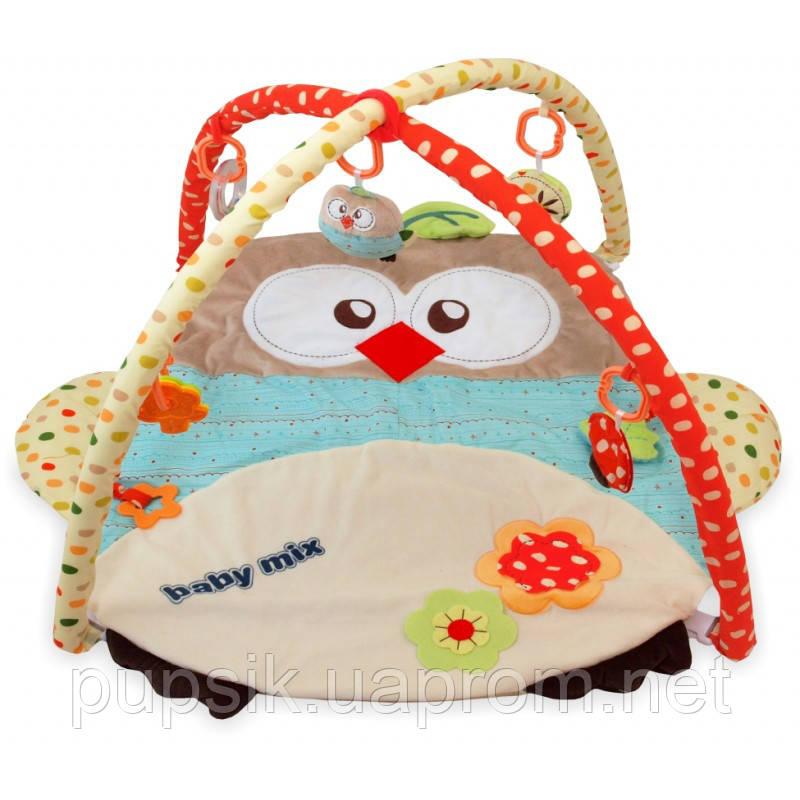 Развивающий коврик Baby Mix TK/Q3328C-3875 Сова 2 multi