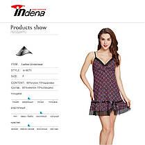 Жіночий комплект (трусики і нічна сорочка) Марка «INDENA» Арт.9071, фото 3