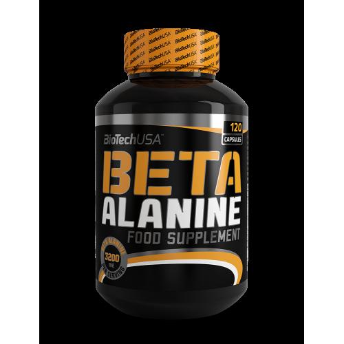 Бета Аланин BioTech Beta Alanine 120 caps