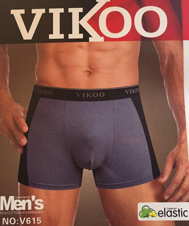 Боксеры мужские оптом Vikoo v615