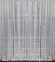 Готовая тюль Легранд Молочная ( 3 метра), фото 2