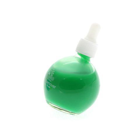 Ремувер для удаления кутикулы зеленый 75 мл
