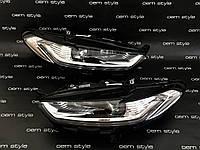 Передняя оптика Ford Mondeo Fusion 2015-2016