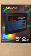 ADATA Ultimate 512GB SU800: 3D NAND 2.5 SATA III